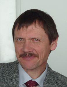 Studiendekan Eugen Herzau