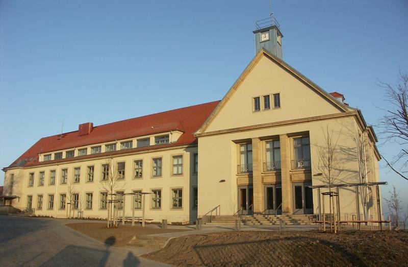 Sitz der Professur Verarbeitungsmaschinen / Verarbeitungstechnik an der TU Dresden.