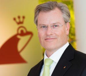 Reinhard Schneider, Geschäftsführender Gesellschafter von Werner & Mertz