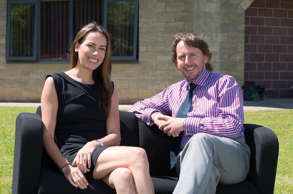 Heute führt James Cain zusammen mit seiner Ehefrau Nicky Cain das Unternehmen.