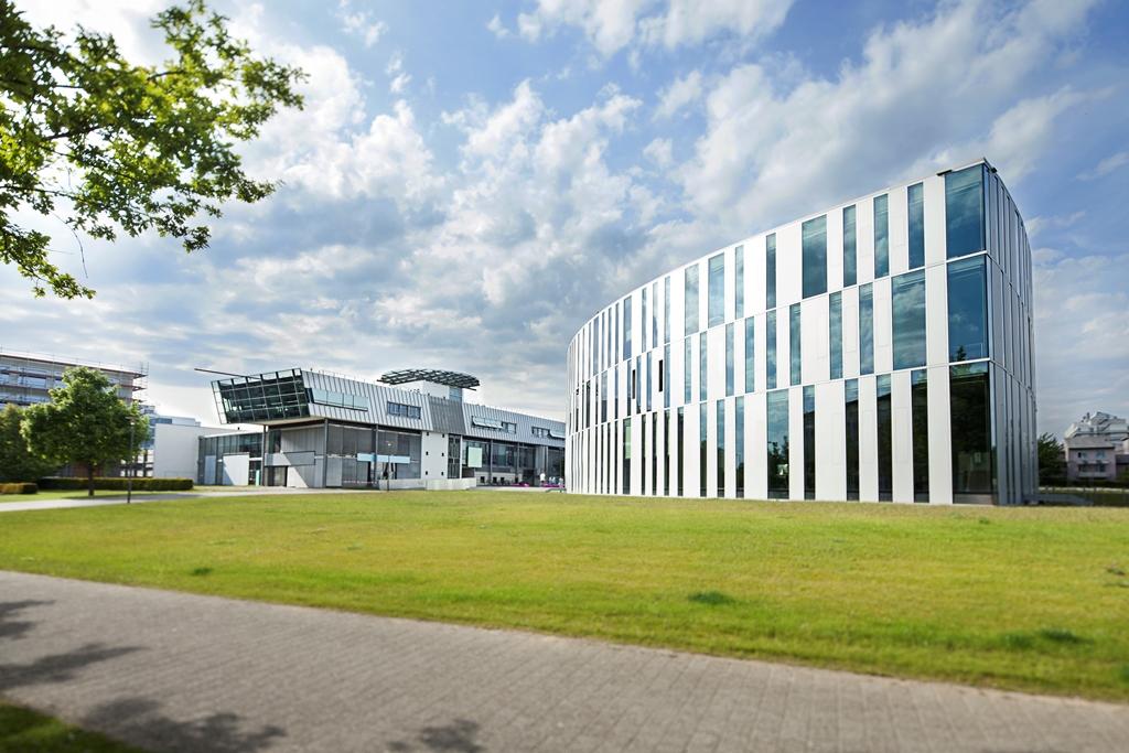 Gebäude der HdM Stuttgart