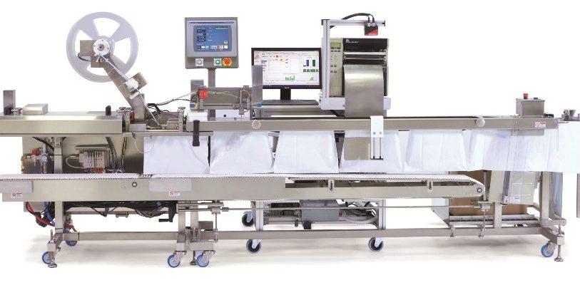 Hoch effizient: APS-Beutelverpackungslinien mit Fulfillment-Eigenschaften lassen sich auch mit eigenen Bestückungs-, Sortier- und Ladebereichen ausrüsten und führen so mehrere Arbeitsschritte zu einem Prozess zusammen.
