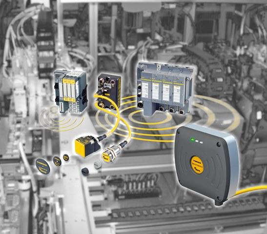 Das modulare RFID-Portfolio von Turck erlaubt die passgenaue Konzeption von Identifikationslösungen, nicht nur für den Produktschutz.