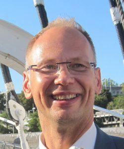 Prof. Dr. Bernd Sadlowsky, Geschäftsführer der BFSV Verpackungsinstitut Hamburg GmbH