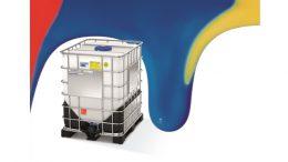 Der Ecobulk HX sorgt auch bei hochviskosen Füllgütern für ein optimales Rührergebnis und eine nahezu hundertprozentige Restentleerbarkeit.