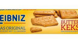 Relaunch Leibniz Butterkeks