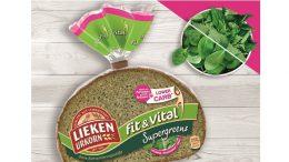 Spinat und Brennnessel für grüne Brotfarbe (Bild: Lieken Urkorn)