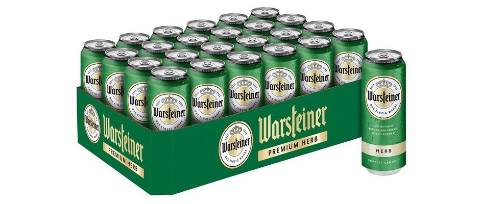 Warsteiner Mit Neuen Gebinde Formen Packaging Journal