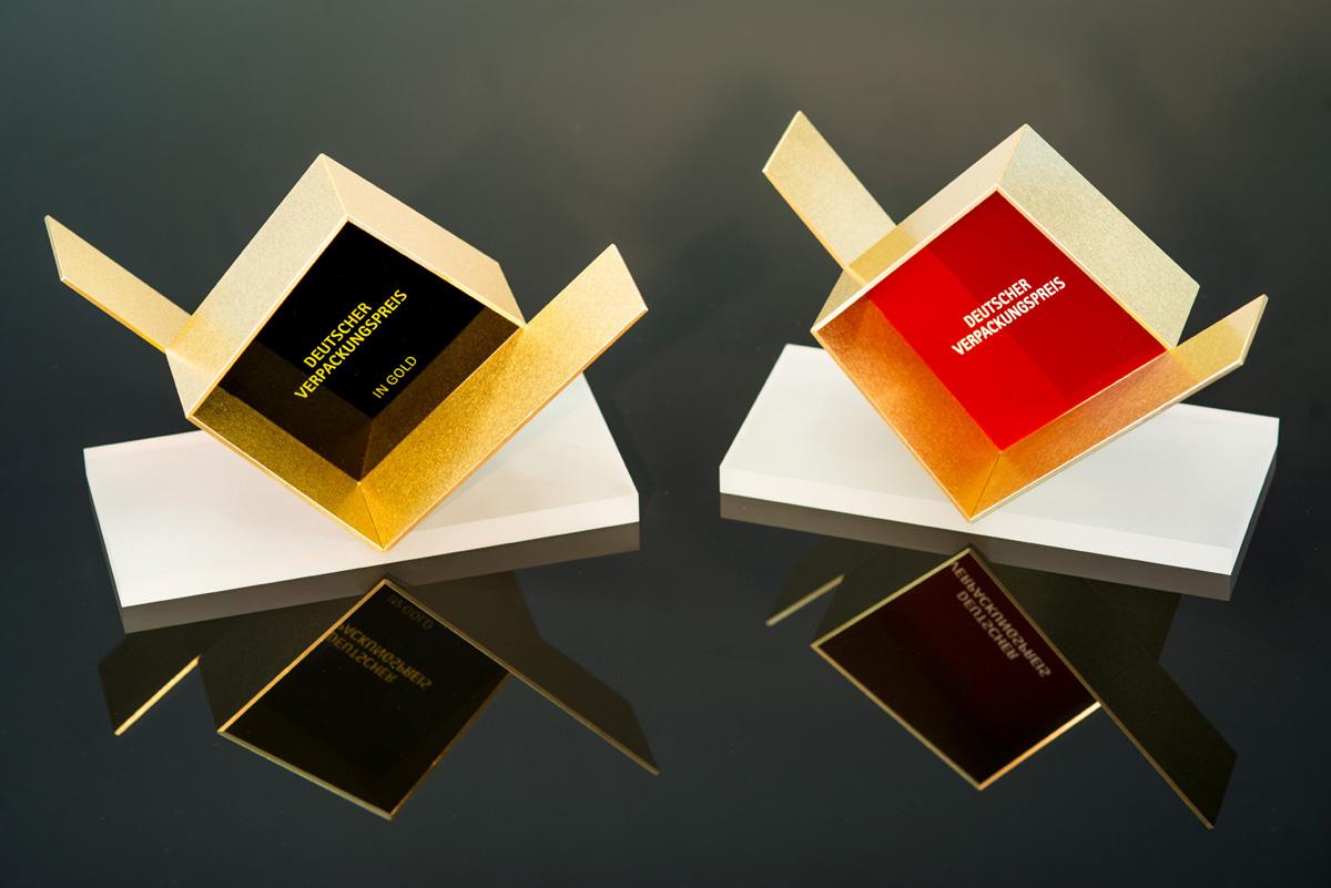 Deutscher Verpackungspreis und Deutscher Verpackungspreis in Gold