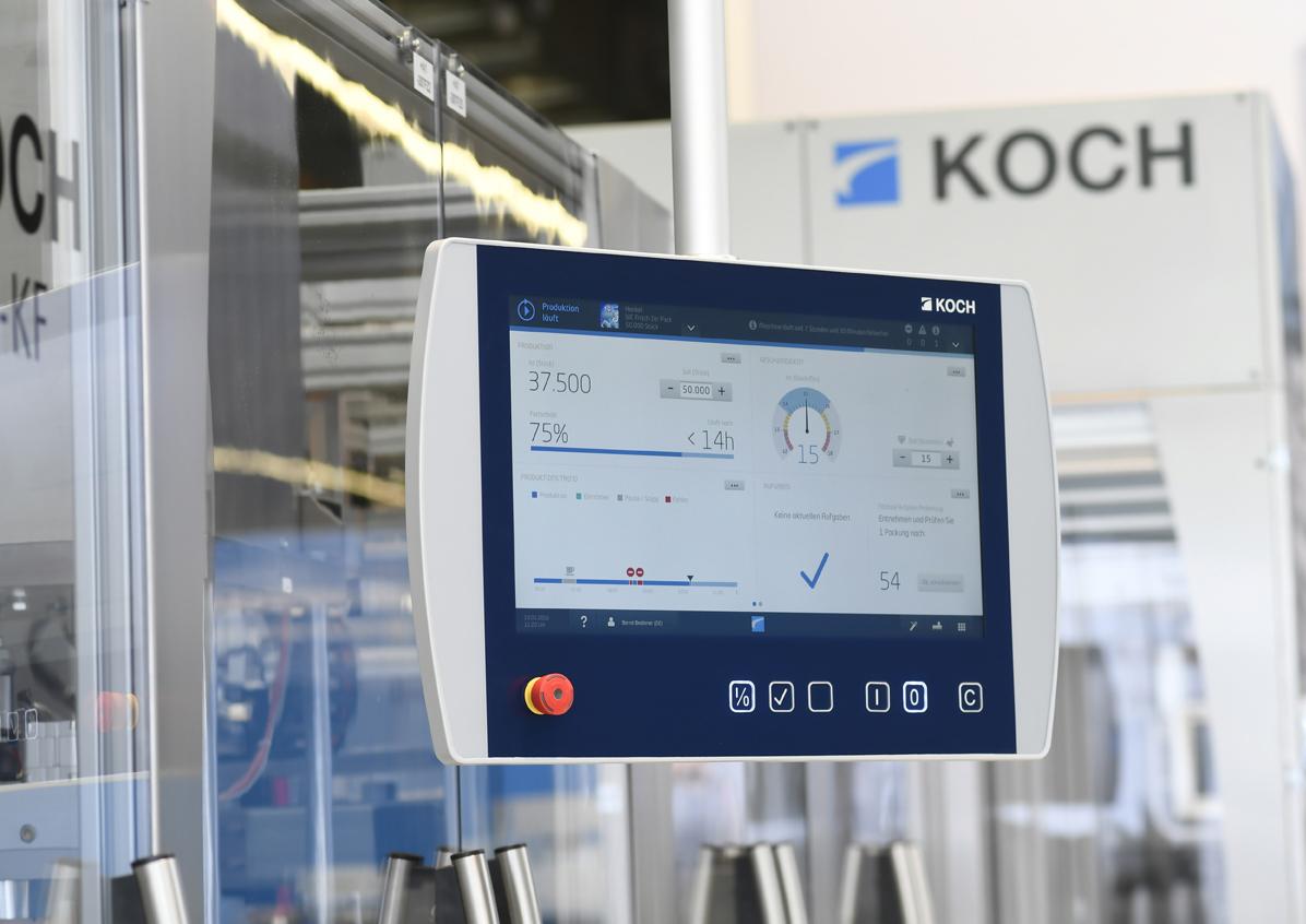 Koch pac systeme virtuelle entwicklung technischer for Koch pac systeme