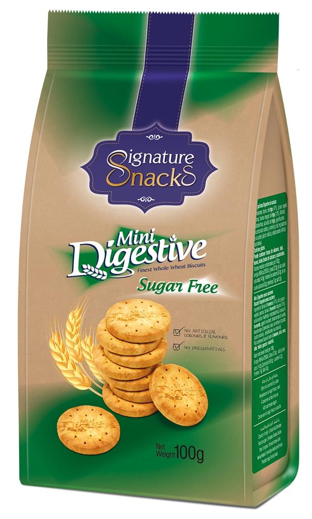 Mini-Digestives von Signature Snacks.