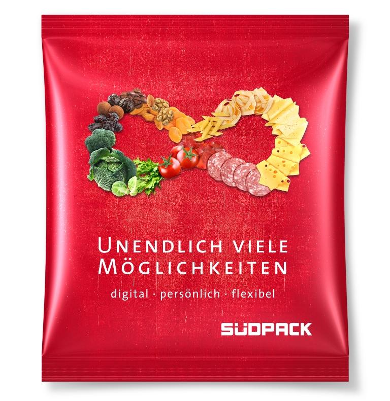 Der Digitaldruck 2015 komplettiert das Druckportfolio bei SÜDPACK: ein großer Schritt in Richtung personalisierter Verpackungen.