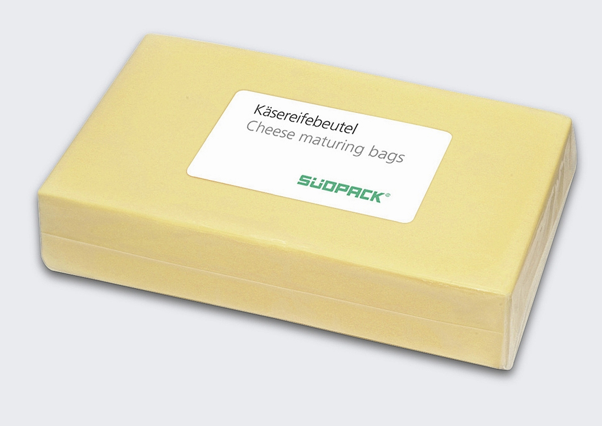 Mit ausgeklügelter Technologie zum Erfolg: Käsereifungsbeutel gehören bis heute zum Portfolio.