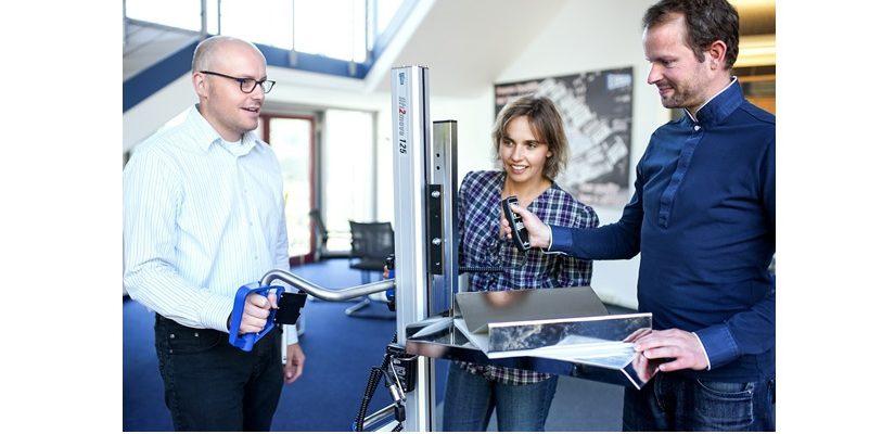 der lift2move von Expresso Deutschland GmbH