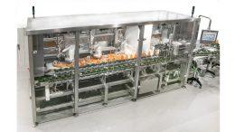Bottlemat-Robot - neue Flachenhandlingmaschine von Rationator