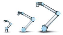 Sechsgliedriger Knickarmroboter von Universal Robots