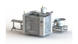 Die neue Abfüllanlage LF100 von Widmann Maschinen GmbH & Co. KG
