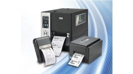 Thermotransfer-Druckerserie von TSC Auto ID