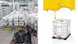 Suiker Unie transportiert ihren Zucker auch in Foodcert-Modellen von Schütz, da diese die höchsten Ansprüche bezüglich Lebensmittelsicherheit und Hygiene erfüllen.