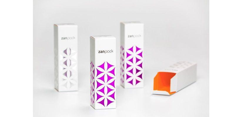 Zanpack silk eignet sich mit seiner hochreinen Weiße ideal als Verpackungskarton für Schönheitspflegeprodukte. (Bild: Thomas Geisel für Zanders)