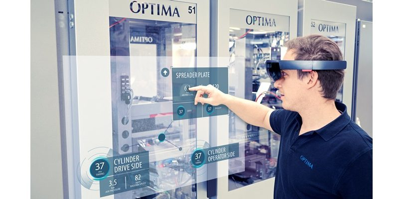 Optima auf der interpack 2017
