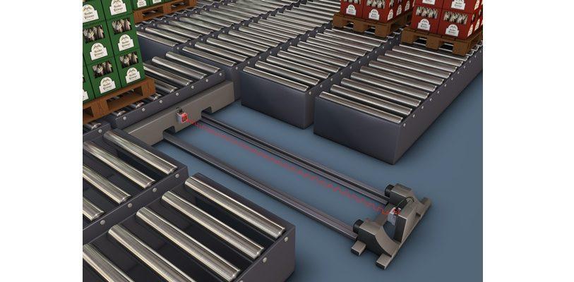 Das System besteht in der Regel aus feststehend und beweglich montierten Geräten. (Bild: Leuze)