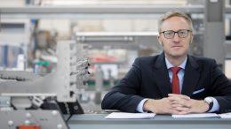 Prof. Dr.-Ing. Matthias Niemeyer, Vorsitzender der KHS Geschäftsführung. Bild:KHS-Gruppe