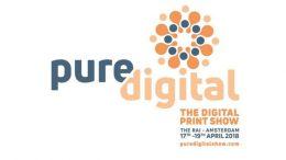 Die ersten reinen Digitalduckmesse Pure Digital