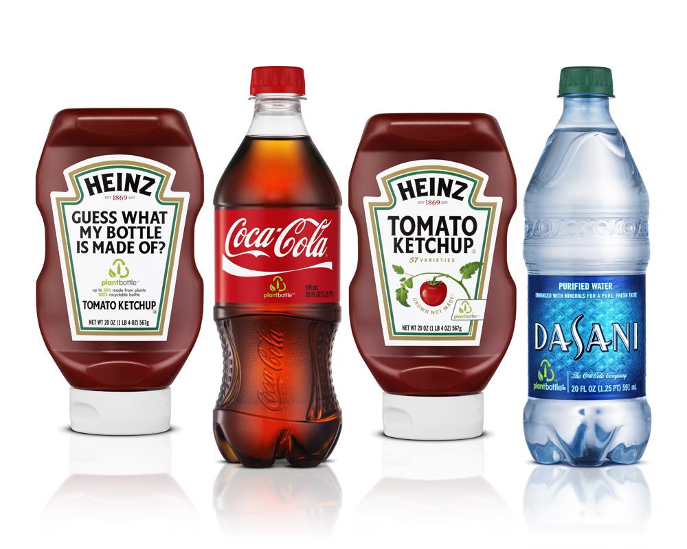 Biobasierter Kunststoffverpackungen (Bild: European Bioplastics)