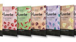 """Aktuel sind sechs Popcorn-Varianten von """"Corn Chico"""" im Hnadel erhältlich, online bisher neun."""