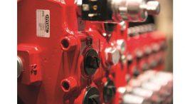 Das Behältermanagementsystem ermöglicht die unternehmensübergreifende Sicht über die realen Bestände der eigenen Lademittel und der Kundenbehälter. (Bild: Hydac)