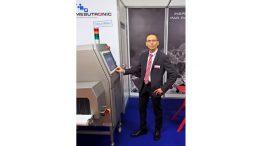 Als erstes Tochterunternehmen bearbeitet Mesutronic France SAS mit Francois Schellenbaum als Regional Manager an der Spitze die Märkte beim europäischen Nachbarn. Bild: Mesutronic
