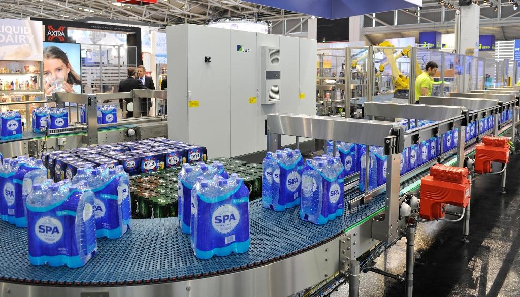 drinktec: Weltleitmesse für die Getränke- und Liquid-Food-Industrie