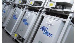 Kleincontainer für flüssige Lebensmittel von Liquid CONcept
