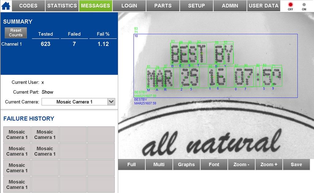 BV MT PCE 1 Dot Matrix Tool
