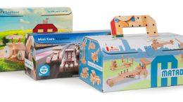 """wiederverschließbare Verkaufsverpackung """"Box A Treasure"""" von Mondi"""
