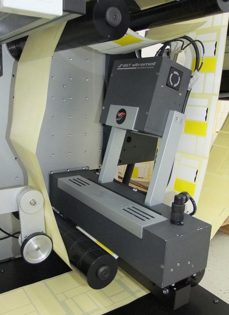 Das Inspektionssystem SHARK 4000 LEX.
