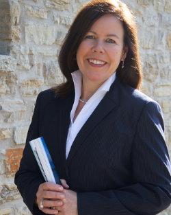 Gunda Rachut, Leiterin der Zentralen Stelle Verpackungsregister. ild: obs/Stiftung Zentrales Wertstoffregister/Cornelia Borck