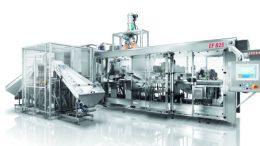 Die neu entwickelte Maschine ermöglicht eine Präzision, die mit den bisher verwendeten vorgefertigten Deckeln nicht erreicht wurde.