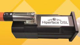 Digitale Schnittstelle Hiperface DSL von A-Drive.