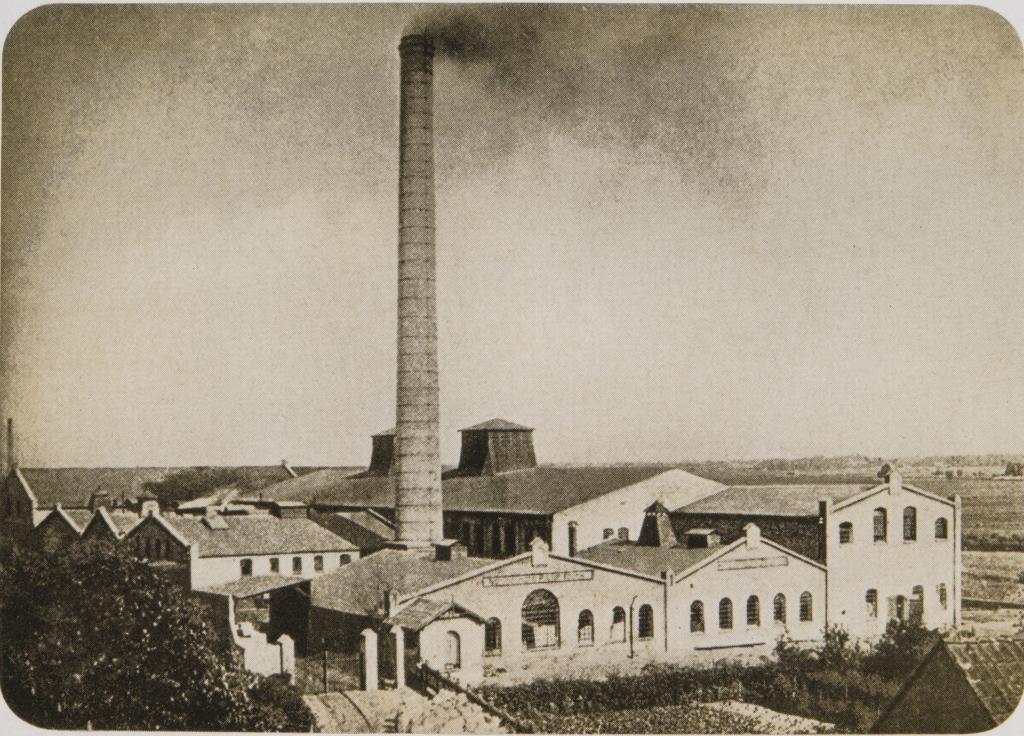 TU Feldmuehle Werk Uetersen 1910