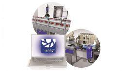 Impact 11.11 ist das fortschrittliche, leistungsfähige Bildverarbeitungs-Softwaretool für OCR-Lesung.