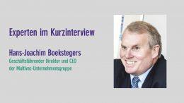 Hans-Joachim Boekstegers, Multivac