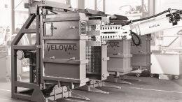 Im Einsatz beim Kunden werden bis zu 100 Säcke pro Stunde mit dem kompletten System abgefüllt.