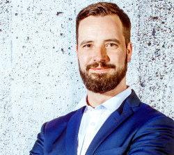 Frank Müller, Geschäftsführer Werbeagentur Haus E, Chemnitz
