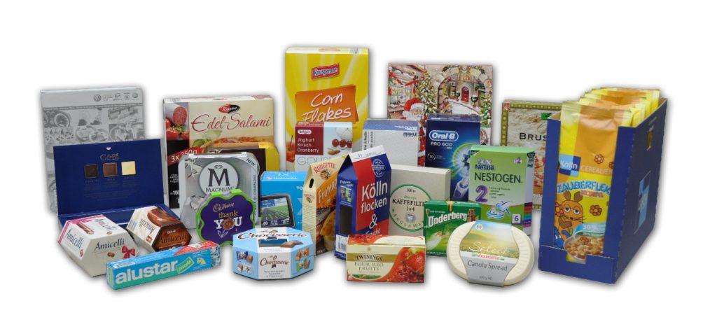 """""""Was zählt ist der Inhalt"""" – DIENST verpackt die unterschiedlichsten Produkte (Bild: Dienst)"""