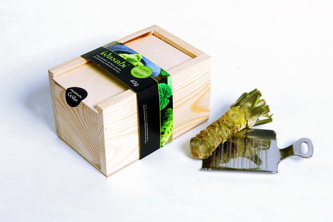 Wasabi Geschenkbox