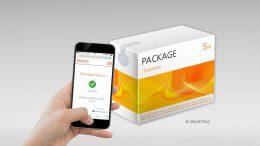 Circus Tamper Loop von Smartrac für Etiketten mit NFC-Tags