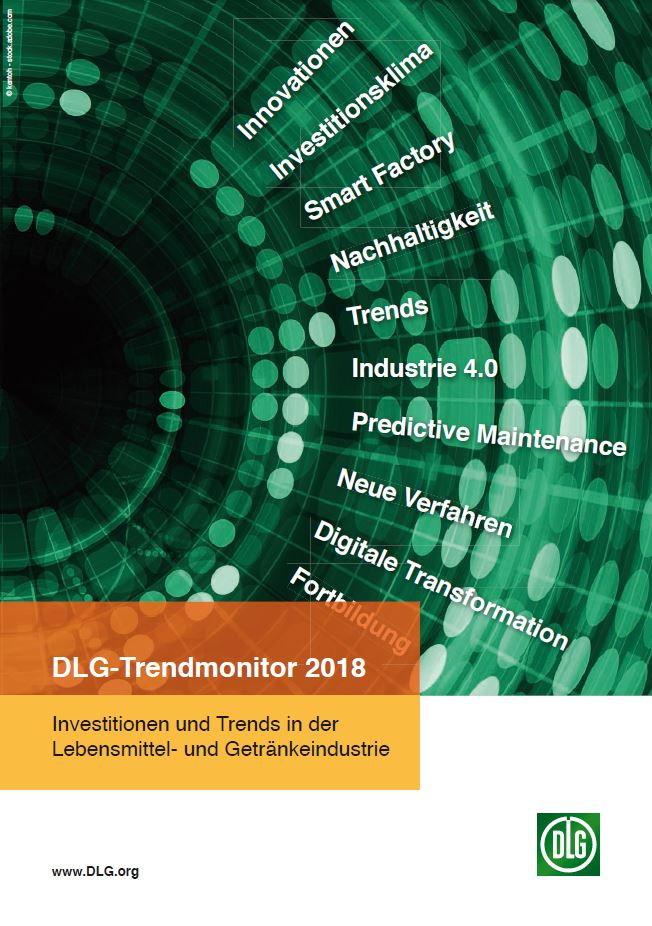 Cover DLG-Tredmonitor 2018