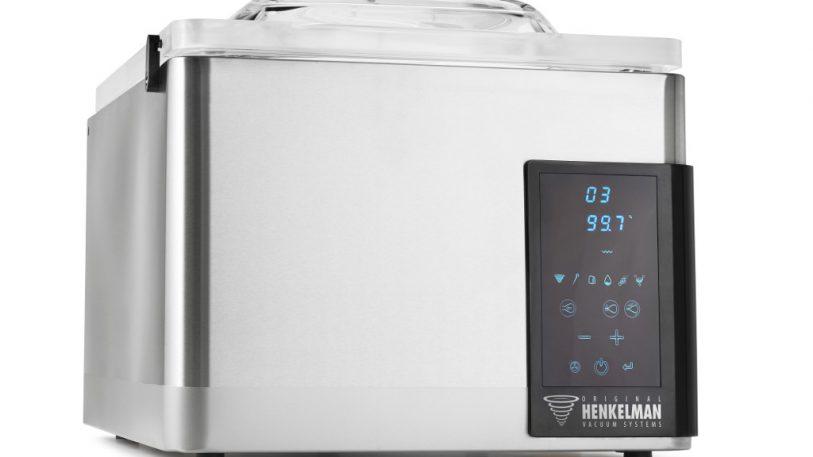 NEO-Vakuumverpackungsmaschine von Henkelman für das Vakumieren von Lebensmitteln